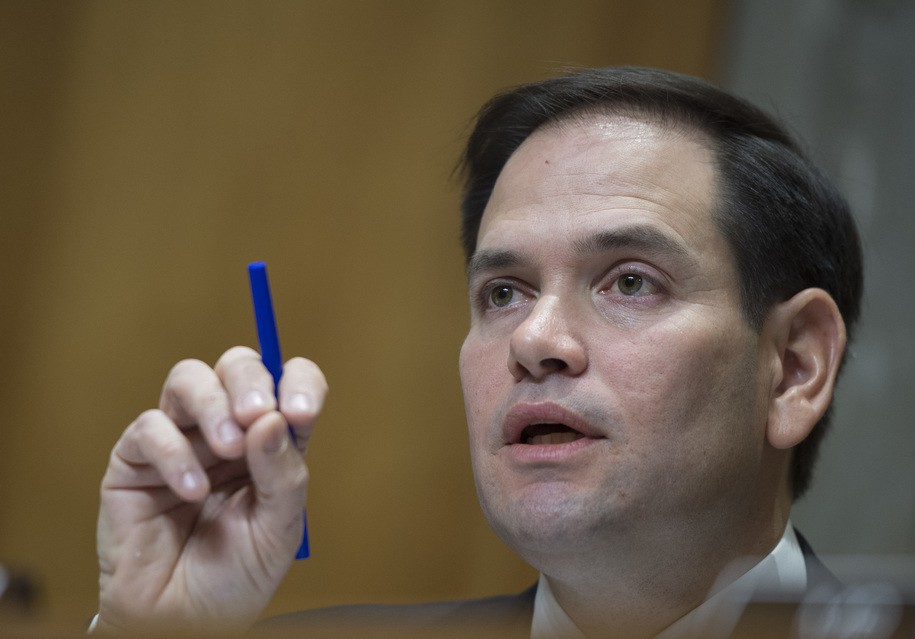 Rubio suffers serious Twitter burns from a high school student and a veteran turned congressman