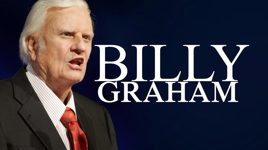 A PROMESSA CUMPRIDA - PASTOR BILLY GRAHAM - O PODER DO ESPIRITO SANTO
