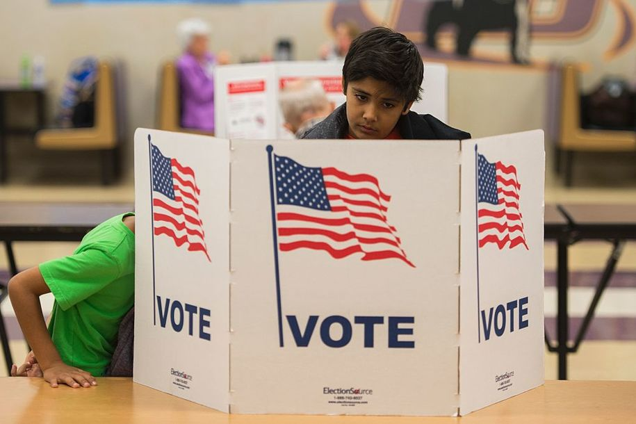The vote and american teen