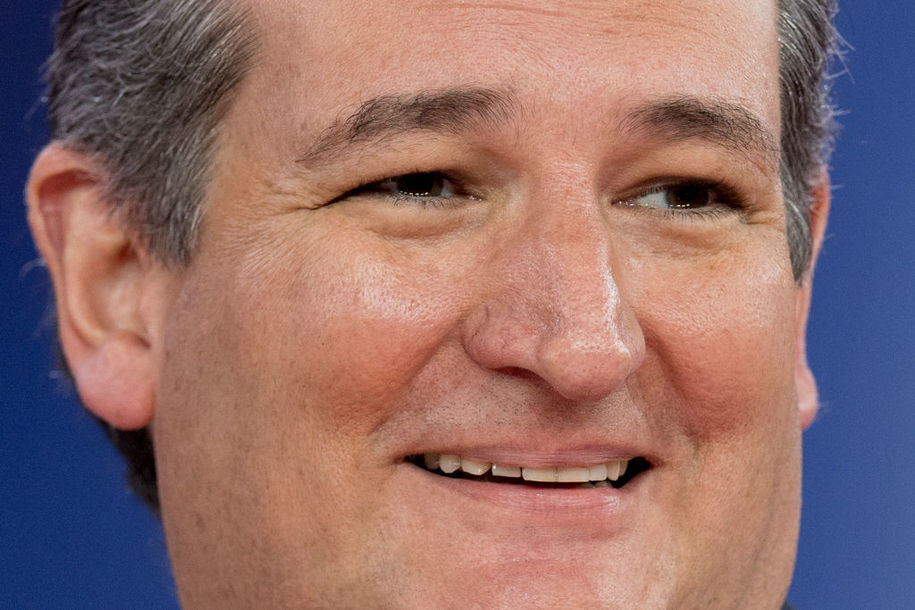 Falling behind in the polls, Ted Cruz panders in the slimiest way possible