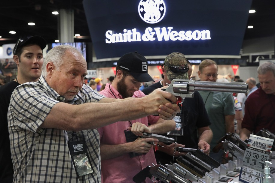 The worst law in America exists to protect gun manufacturers from being sued