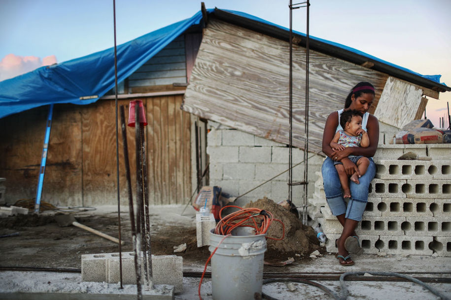 To stay or to go?: Puerto Ricans grapple with an uncertain future on their beloved island