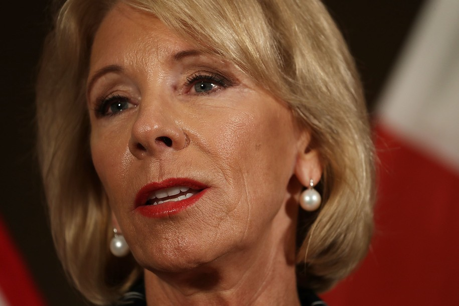 Education Secretary Betsy DeVos keeps trying to hurt students, and the courts keep blocking her