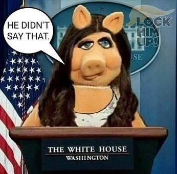 Sarah-Huckabee-Sanders_Miss-Piggy_He-Did