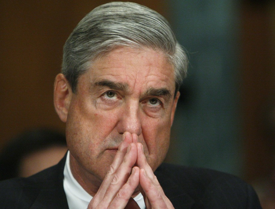 What's left for Robert Mueller in 2019? Donald Trump.