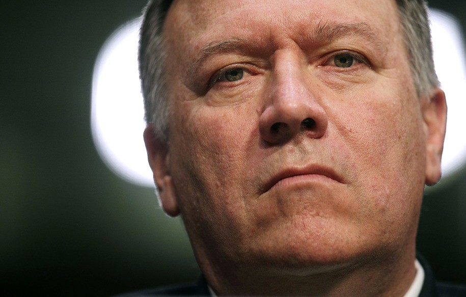 Head of CIA, Mike Pompeo, Lied On His Disclosure Forms. He's In Business With China.