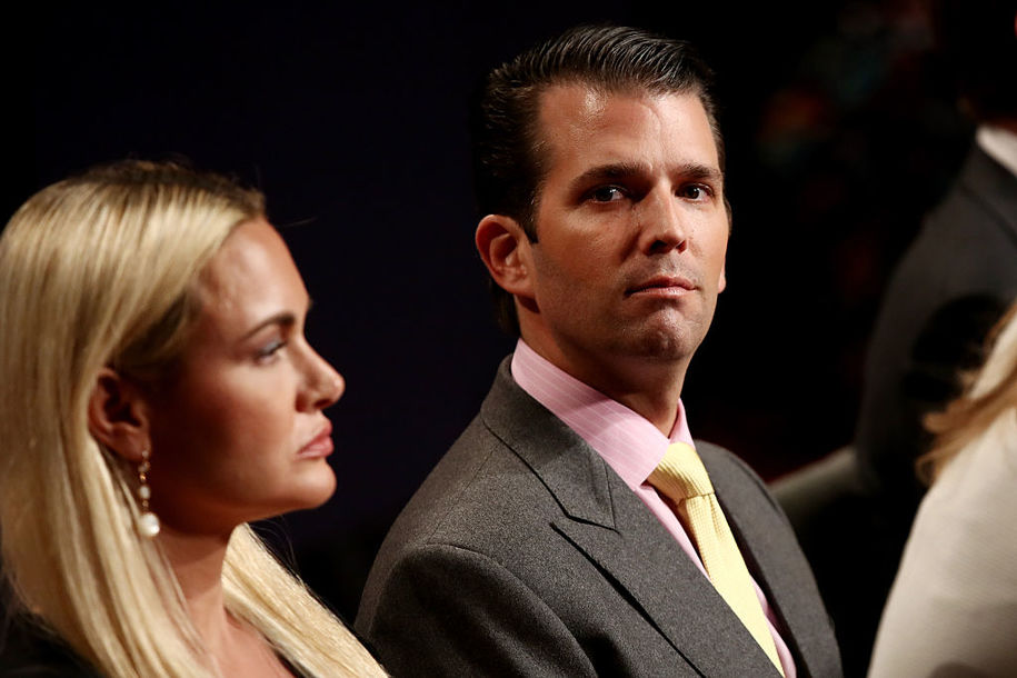 Good morning! Donald Trump Jr. expects to be indicted!