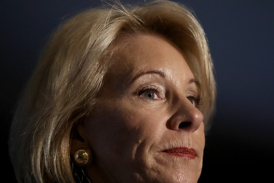 Devos Weighs Changes To Special Ed Rule >> The Damage Done To Our Educational System By Betsy Devos May Be Deep
