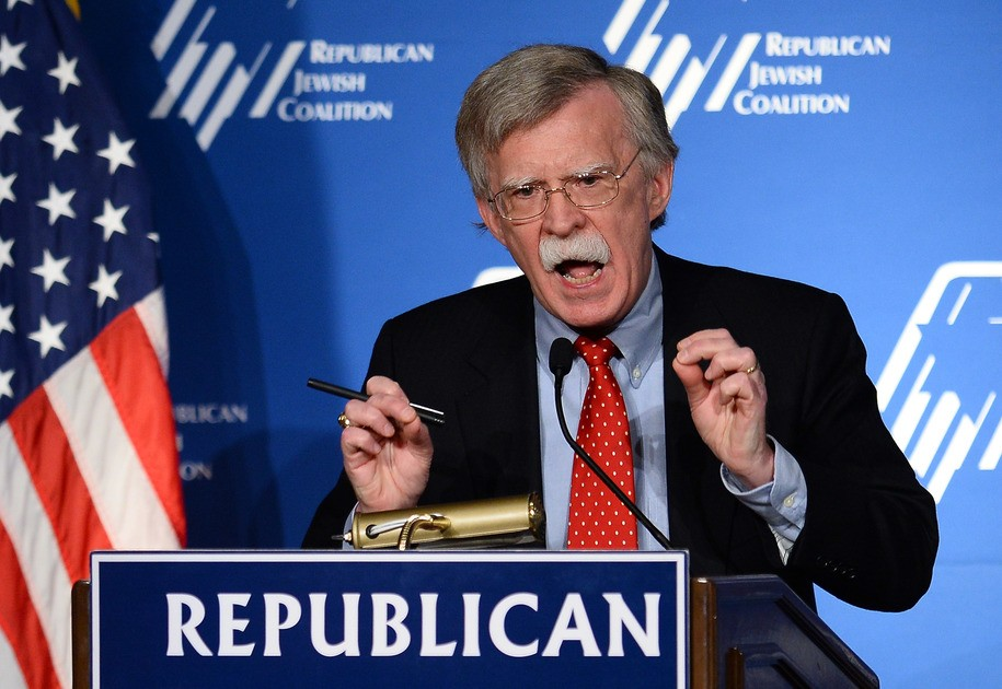 John Bolton worked with Russia, spread racist stories to increase fear of Muslim immigrants