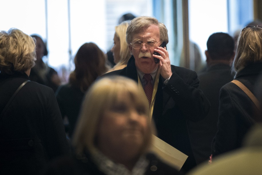 Did John Bolton's PAC help Cambridge Analytica scam voters into giving up their data?