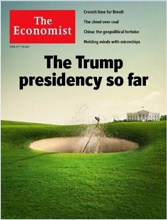 I'm Gobsmacked, coming soon to a Trump Resort near you, Strip Club Golf Tournaments.