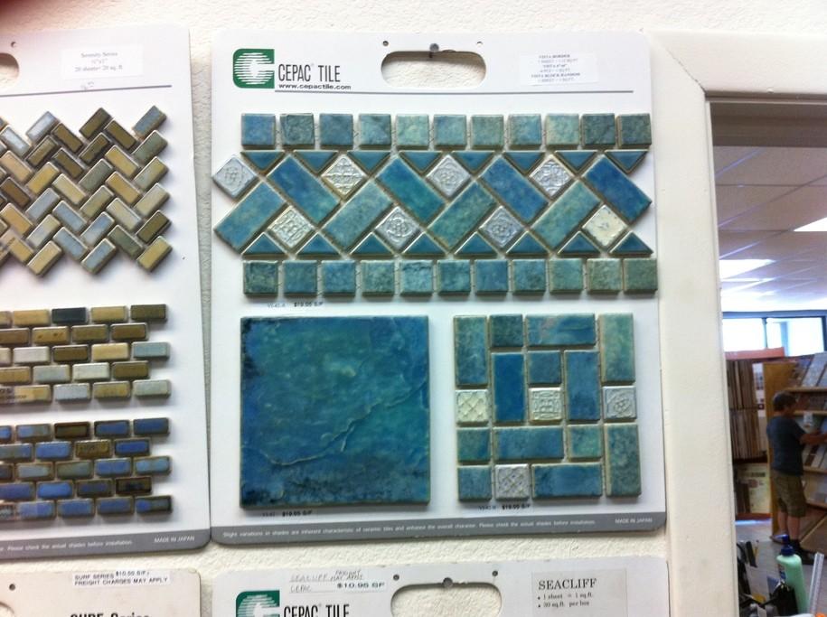 Saturday Morning Home Repair - Custom Tile on a Budget