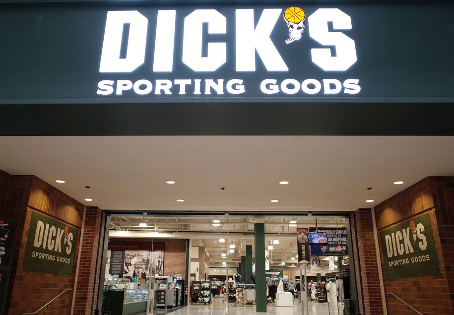 photo image Huge sporting goods chain says it will be purging and destroying assault-style weapons