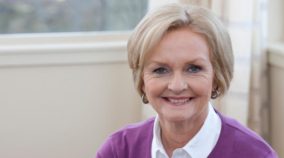 ABOARD CLAIRE McCASKILLS RV IN RURAL MISSOURI Hurtling across the state in her generously equipped campaign motor home Claire McCaskill is informed