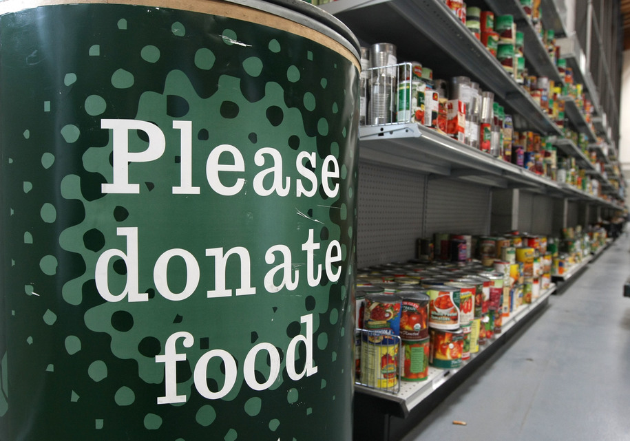 Here's another way to fight Trump: Help feed people