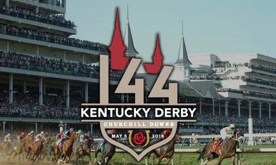 2018 Kentucky Derby logo