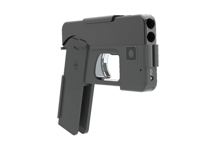 This disgusting little gun is designed to look just like a smartphone, and somehow, it's legal