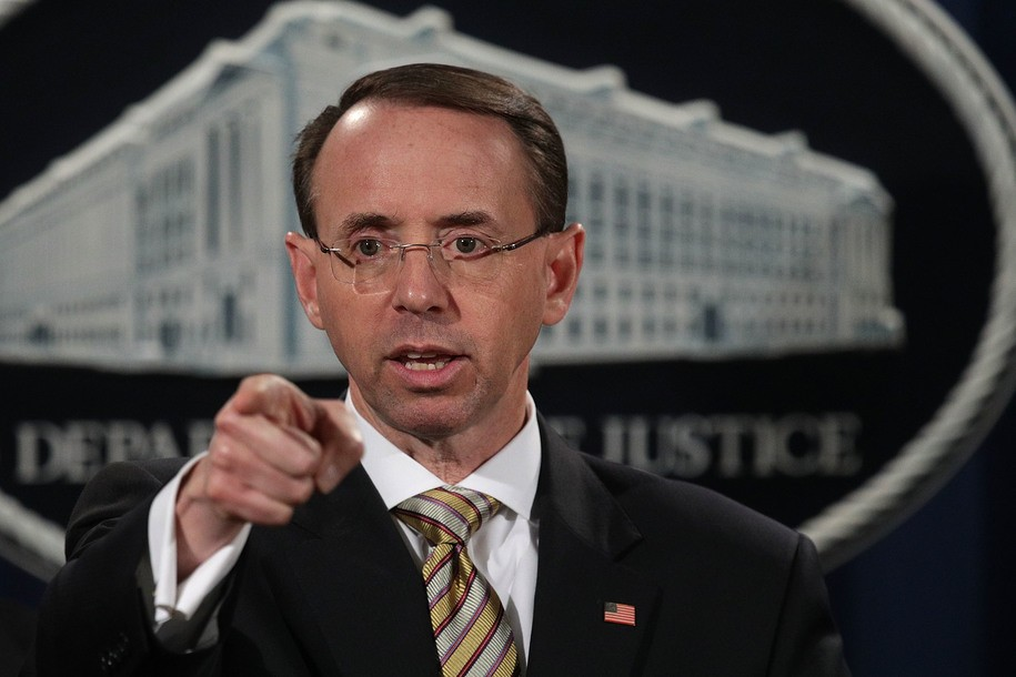 Rosenstein to call for investigation into Nunes's staff after being threatened with contempt