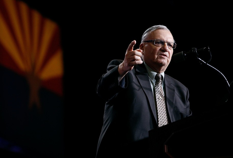 Morning Digest: Disgraced ex-sheriff Joe Arpaio narrowly trails in primary to regain old job