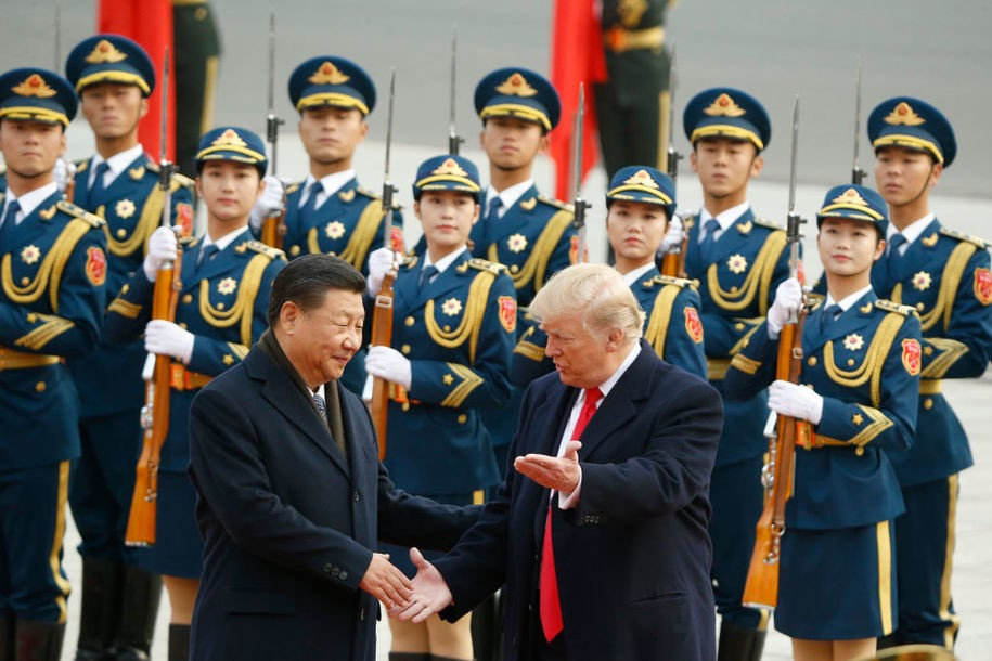 Another day, another battle in the trade war where everyone loses