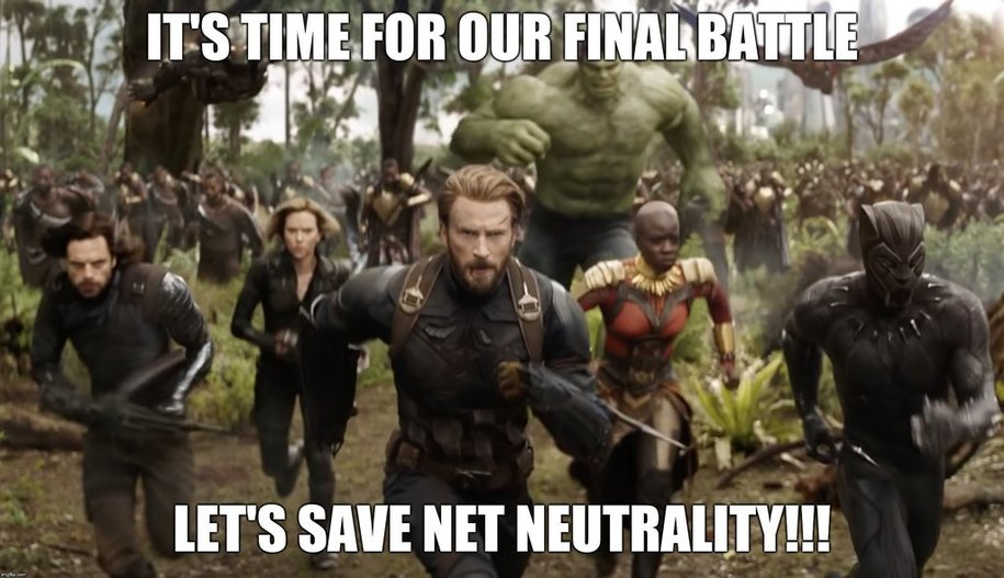 Write Letter To Senator About Net Neutrality