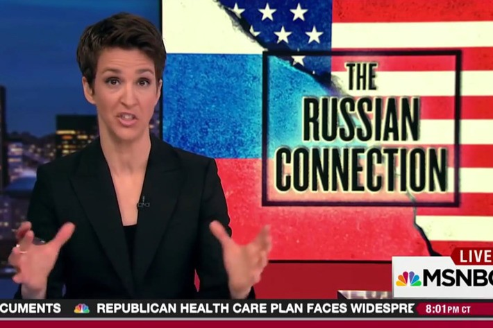 Rachel Maddow On Russian Interference in 2020