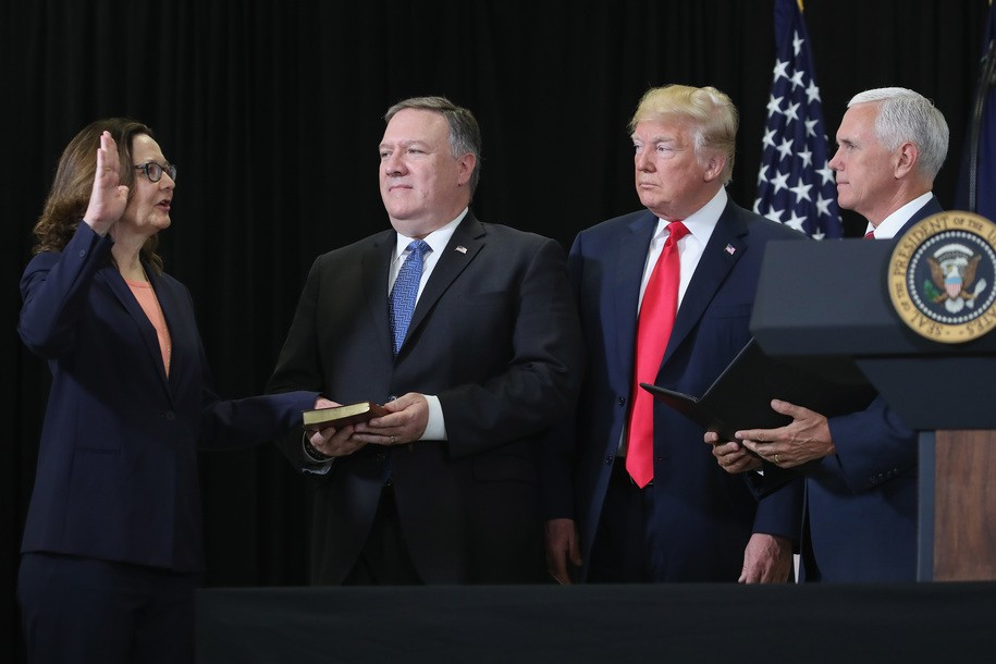New memos detail torture overseen by Gina Haspel before she became CIA director