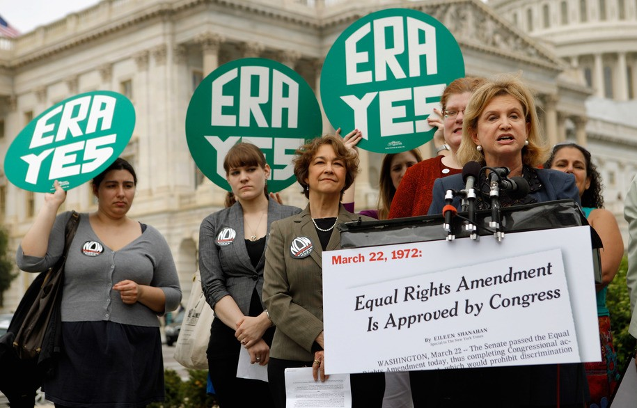 House Judiciary Committee takes the next step toward making the Equal Rights Amendment a reality