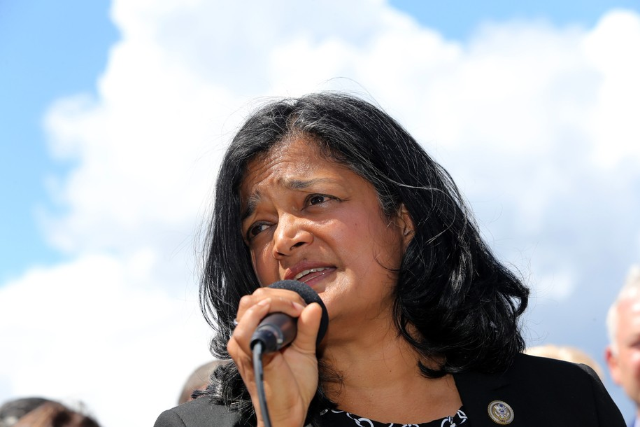 Rep. Pramila Jayapal says 'you can't say you're a Democrat' if you're 'against abortion'