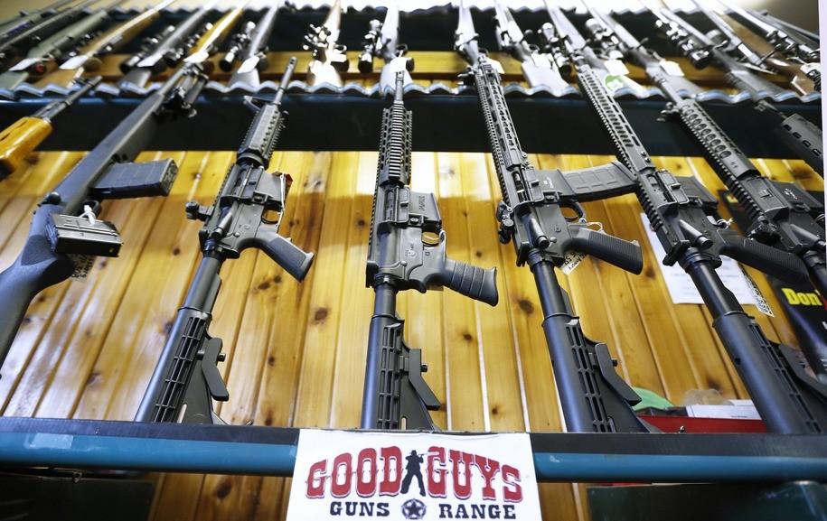 The paranoia of gun rights activists