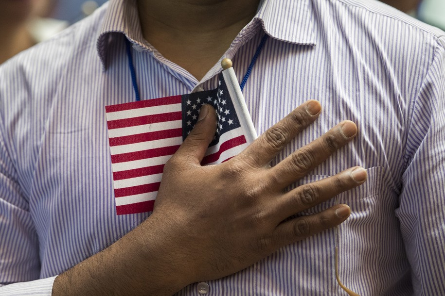 11-year-old boy arrested after refusing to recite 'racist' Pledge of Allegiance at school