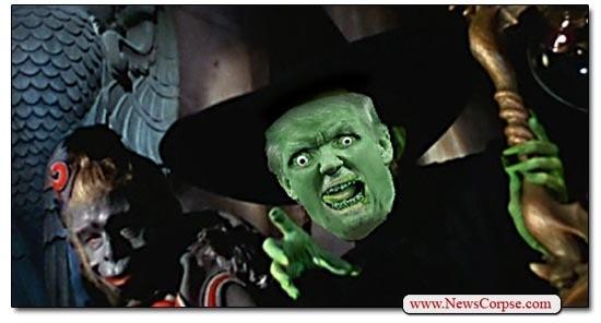 Donald Trump, Witch Hunt