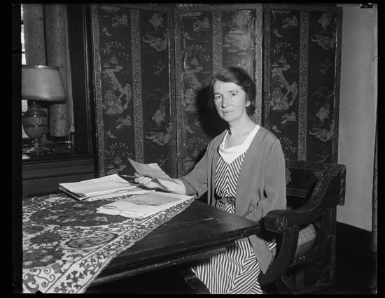 Margaret Sanger. http://www.loc.gov/pictures/item/2016879604/