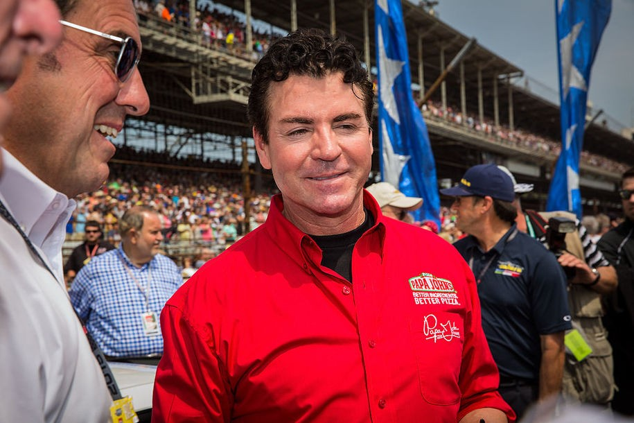 Papa John's founder evicted from headquarters after racist statements. Yet, he remains on the board