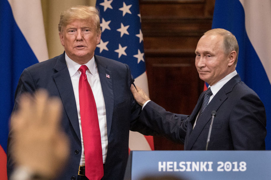 Collusion. Collusion. Collusion: Mueller report says Trump campaign had 'numerous links' with Russia