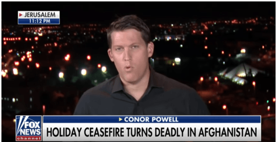 Fox News reporter quits, reportedly uncomfortable with