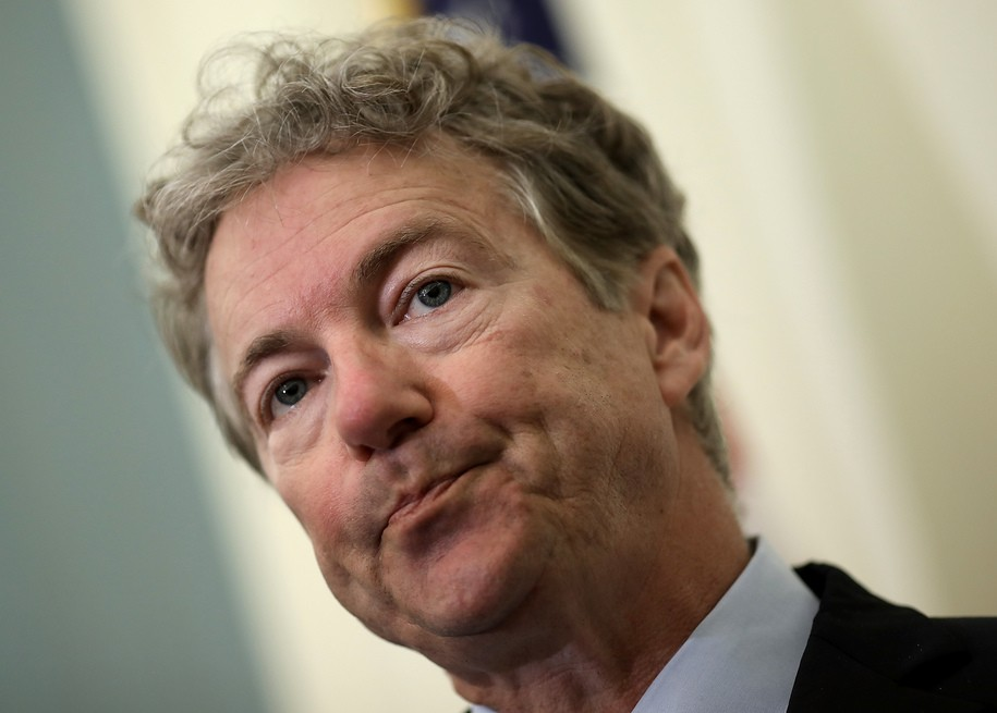 Rand Paul 'fears' violence because of rhetoric, the internet reminds him he's part of the problem