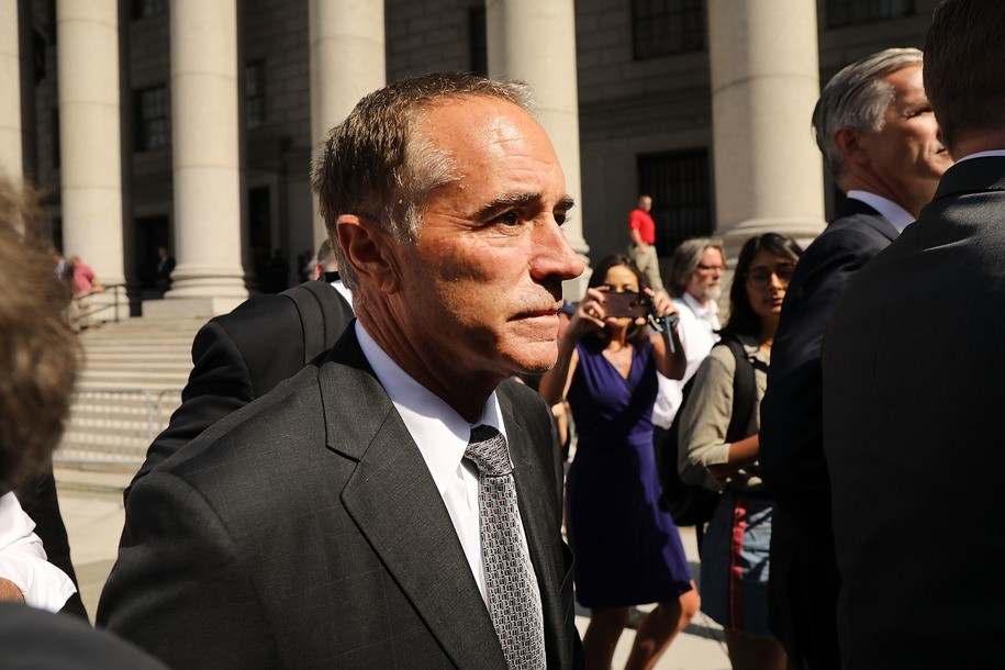 Fellow Republicans eye upstate seat of New York congressman awaiting insider trading trial