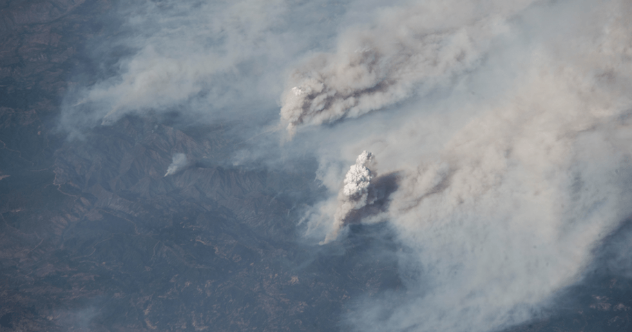 This week in science: fires from space