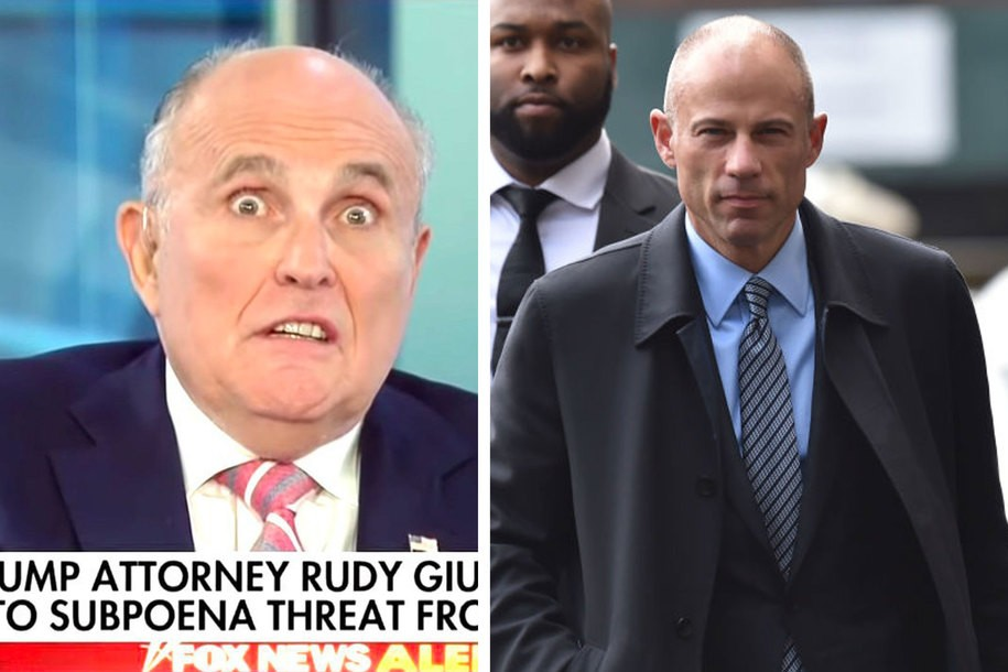 With Michael Cohen set to cut 'deal,' Avenatti decides to begin trolling Rudy Giuliani—badly