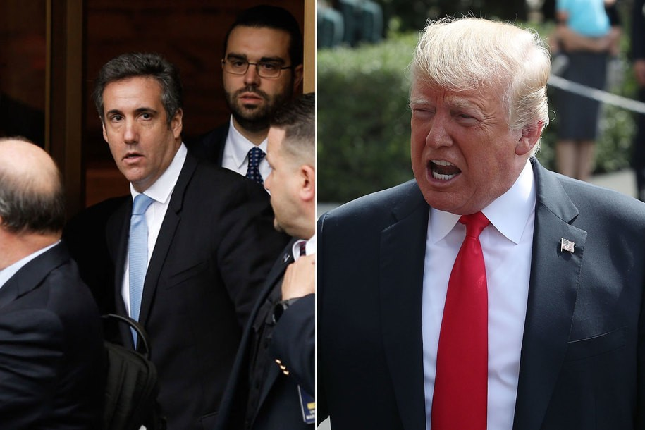 Release of Michael Cohen search warrants promises some juicy tidbits