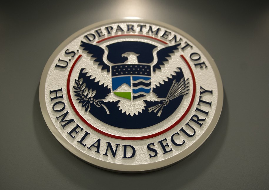 Hand-drawn swastika discovered inside Homeland Security headquarters in Washington, DC