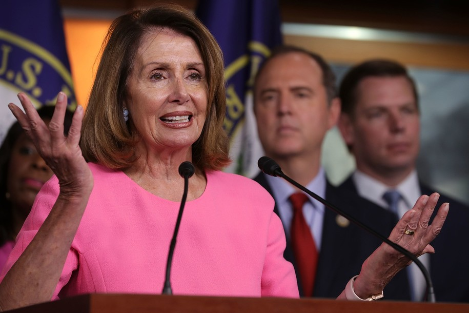 It's about TIME: Nancy Pelosi finally makes the magazine's storied cover and she ain't done yet