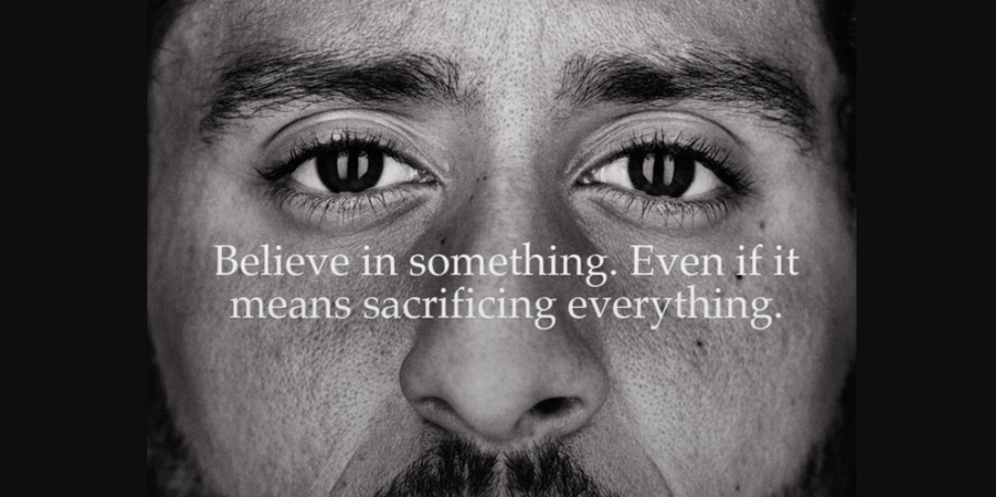 Racists expected Nike to lose money after Kaepernick 'Just Do It' campaign, but they were wrong
