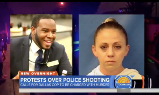 Dallas police officer who killed innocent unarmed black man