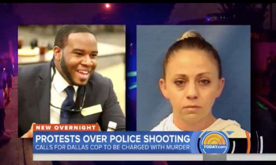 Dallas cop dating black she shot