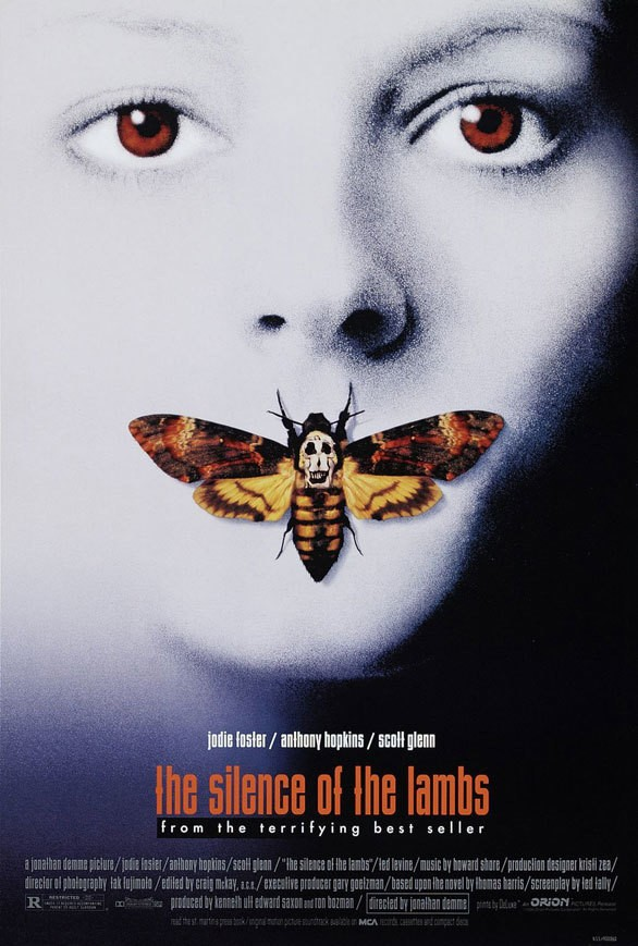 Halloween Movie Guide 2018 - Day 25: THE SILENCE OF THE LAMBS