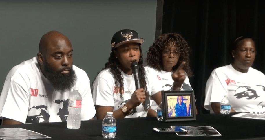 'Pain into Power' discussion panel with Mike Brown Sr., other families victimized by police