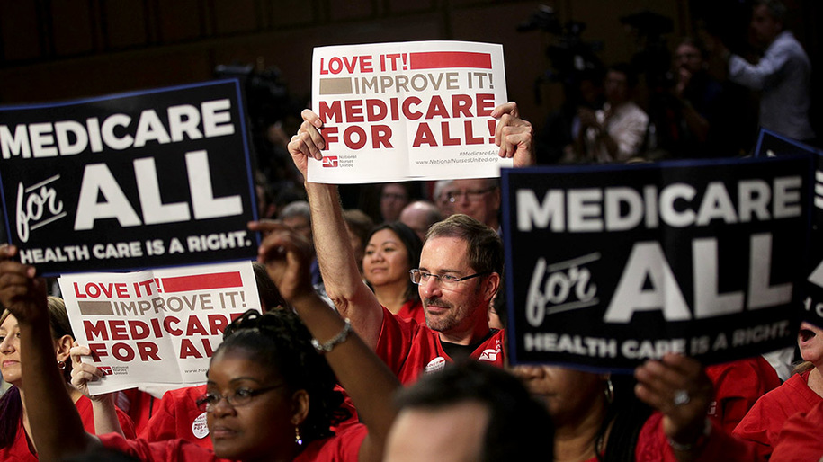 Impeachment coverage must not stifle Medicare for All and other progressive issues