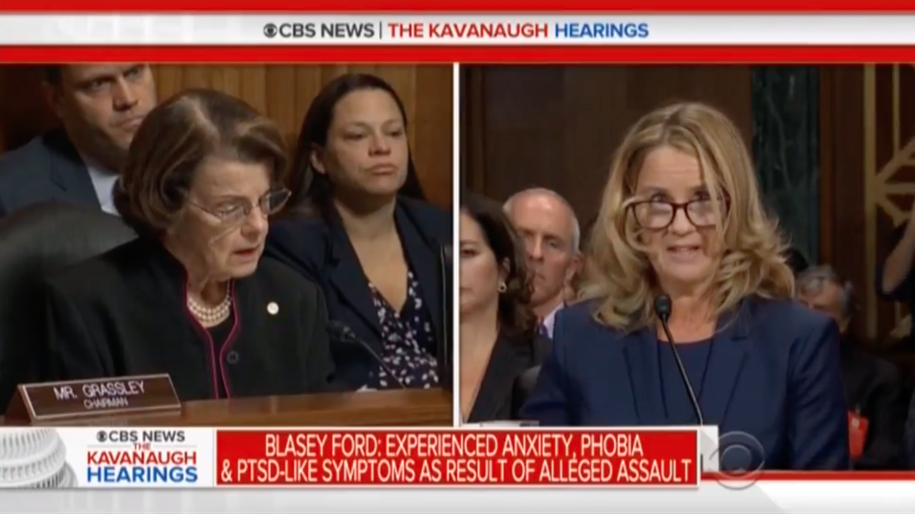 Dr. Ford is certain her attacker was Brett Kavanaugh—and she's using science to prove it